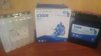Аккумулятор для мотоцикла гелевый EXIDE YTX20CH-BS  18 Ah 150x87x161