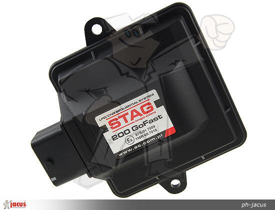 Электронный блок управления ГБО AC STAG 200 GO FAST
