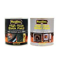 Термостойкая краска High Heat Paint 600°С