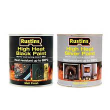 Термостійка фарба High Heat Paint 600°С