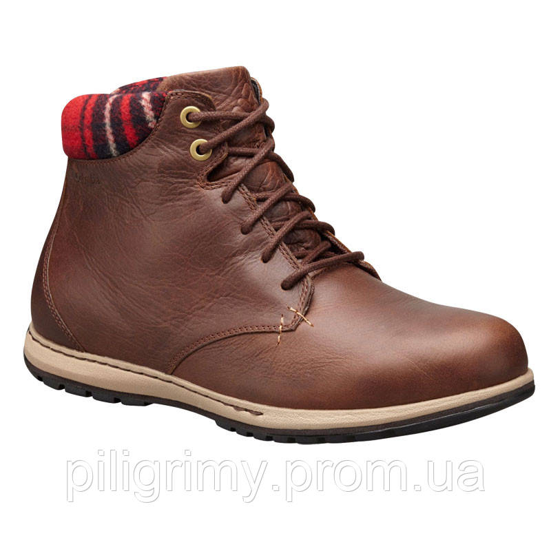 Мужские ботинки Columbia DAVENPORT™ XTM WATERPROOF OMNI-HEAT™ коричневые  BM1693 248 - интернет 4f9a92ff4f4