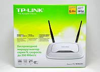 Wi-Fi роутер TP-Link WR-841N на 2 антены .  t-n