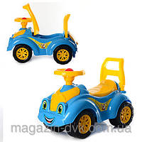 Автомобиль для прогулок каталка-толокар 3510