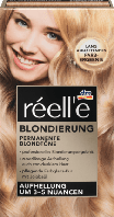 Отбеливающий порошок réell'e Blondierung, на 3 - 5 оттенков.