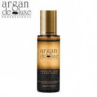 Argan De Luxe масло аргановое для волос и тела