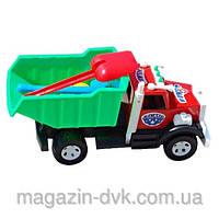 """Машина """"БАМСИК"""" +набор для песочницы  008"""