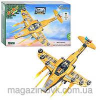 Конструктор BANBAO 8237 военный самолет