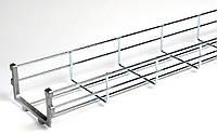 Лоток проволочный 50х400 (кабельные лотки, профиль монтажный) ДКС