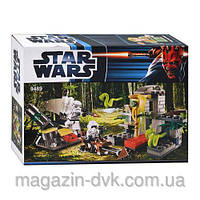 Конструктор Звездные войны  9489  stara wars