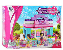 Конструктор модный дом для девочек JDLT 5230 дом для кукол