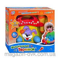 Интерактивная игрушка теремок  JT 9381