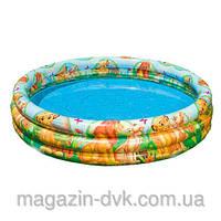 Бассейн детский надувной  Король Лев 58420