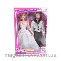 Кукла невеста с женихом семья W507C