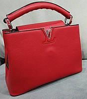 Сумка Louis Vuitton мини цвет красный, фото 1