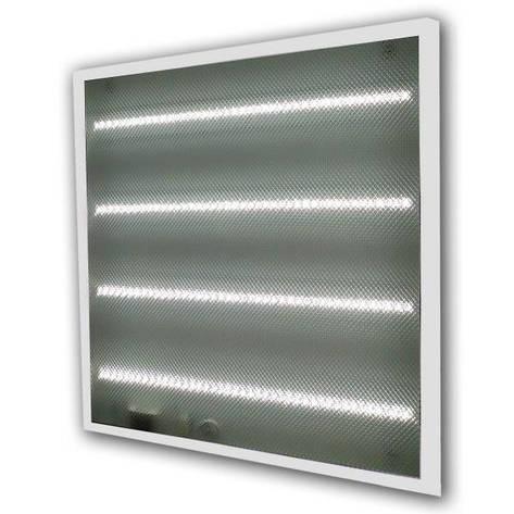 Светильник СВО_40W_60x60_4200К_prismatic, фото 2