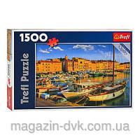 Пазлы  1500 Порт 26130