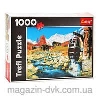 Пазлы  1000 Природа долина 10239