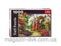 Пазлы  1000 Викторианский дом 10355