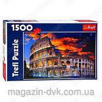 Пазлы  1500 Клизей Рим 26068