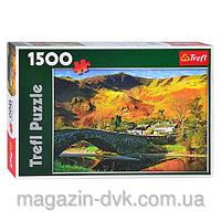 Пазлы  1500 древний мост  26111