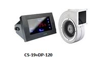 KG Elektronik Блок управления СS-19 + Вентилятор DP-120