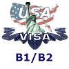 """Пакет услуг """" Туристическая виза в США категории B"""""""