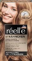 Отбеливающий порошок для мелирования волос réell'e Strähnchen, на 3 - 5 оттенков.