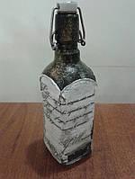 Сувенирная бутылка(декупаж)