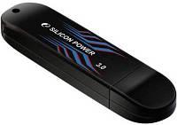 USB 3.0 флешка SiliconPower Blaze B10 64Gb Blue ( SP064GBUF3B10V1B )
