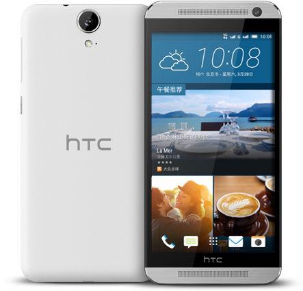 Смартфон HTC One E9 White