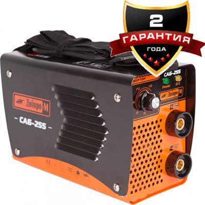 Сварочный инвертор Днипро-М САБ-255