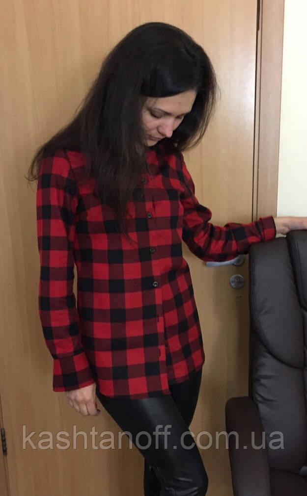 b454c3481ab Женская фланелевая рубашка  продажа