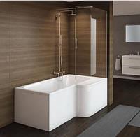 Односекционная шторка для ванны Grazia Kolpa-San Sole TP 92 534334