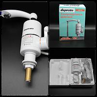 Электрический проточный водонагреватель Supretto