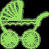 Детские коляски и аксессуары для колясок