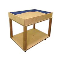 Столик под стандартную (юнгианскую песочницу)на колесиках