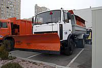Дорожня комбінована машина (зима+літо) МДКЗ-14 самоскид МАЗ-5550