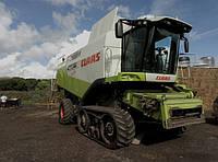 Комбайн зерноуборочный Claas Lexion 580 TT (жатка V900)