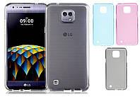 Силиконовый чехол для LG X cam K580DS
