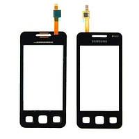 Сенсорный экран Samsung C6712 (черный)