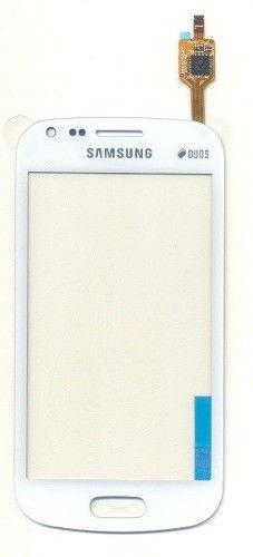 Сенсорный экран Samsung S7562 (Galaxy S Duos) (белый) - iMobi в Киеве