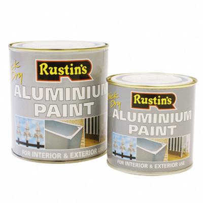 Алюмінієва фарба Aluminium Paint