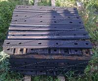 Накладки Р65 старогодные
