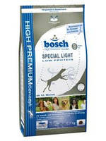 Bosch Special Light 12.5кг Сухой корм для собак с пониженным содержинием белка и минеральных веществ