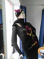 Мохеровая шапочка, фото 1