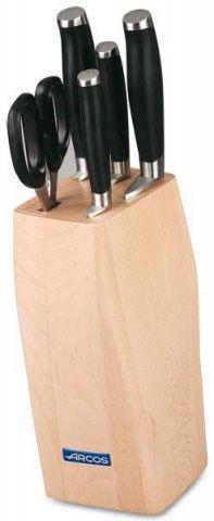 Набор ножей Arcos Kyoto 6 предметов (5+1) Kyoto 179400