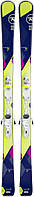 Горные лыжи женские Rossignol TEMPTATION 77 + XPRESS W 11 B83 white yellow (MD)