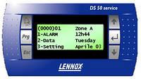 Блок управления Lennox DS 50 service для крышных кондиционеров и чиллеров
