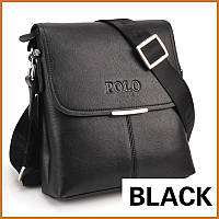Сумка мужская Polo Kingdom Black