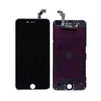 Дисплей для iPhone 6 Plus с сенсорным экраном (черный) Oригинал